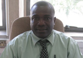 Minister of Agriculture and Fisheries, Hon. Johnson Drigo